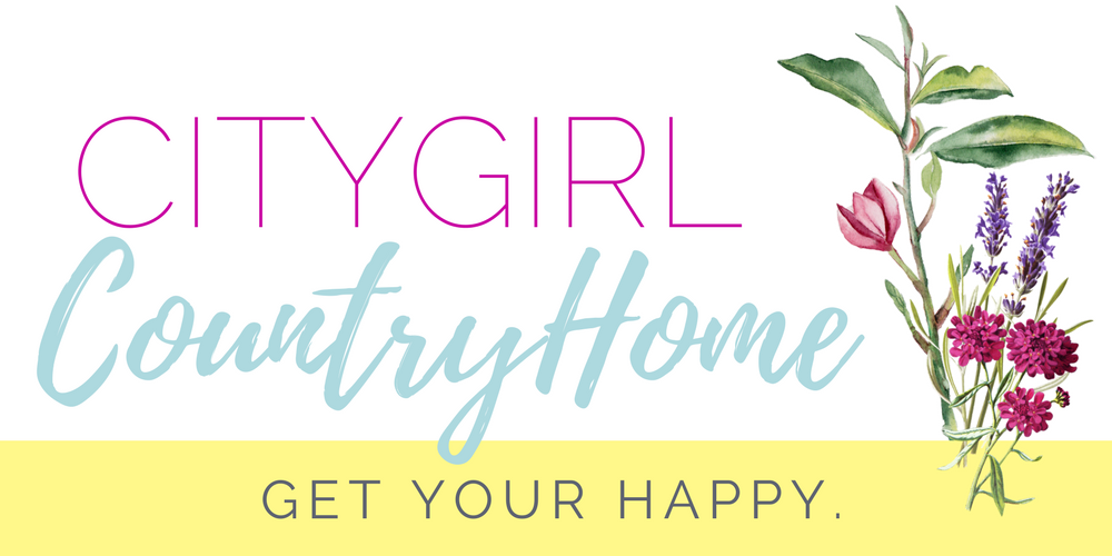 City Girl, Country Home